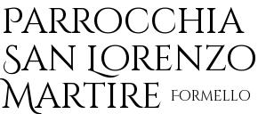 Parrocchia San Lorenzo Martire – Formello